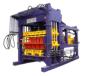 盖州最好的制砖机建丰新型空心砖机液压蒸压砖机 双盘摩擦压砖机压力砖机全JF-QT5-15B全自动震压式墙地砖生产线