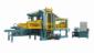 庄河先进的设备建丰水泥空心制砖机煤灰免烧砖机建筑垃圾制砖机 全自动空心砖机 JF-QT5-20B型多功能震压式墙地砖生产线: